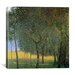 """<strong>""""Fruit Trees"""" Canvas Wall Art by Gustav Klimt</strong> by iCanvasArt"""