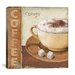 "<strong>iCanvasArt</strong> ""Coffee Lovers"" Canvas Wall Art by Lisa Audit"