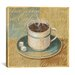 "<strong>iCanvasArt</strong> ""Coffee Blend II"" Canvas Wall Art by John Zaccheo"