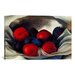 <strong>'Plums' by Georgia O'Keeffe Painting Print on Canvas</strong> by iCanvasArt