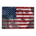 <strong>One Dollar Bill, USA Flag, George Washington Graphic Art on Canvas</strong> by iCanvasArt