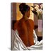 <strong>'Morning Light' by Keith Mallett Painting Print on Canvas</strong> by iCanvasArt