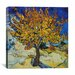 <strong>iCanvasArt</strong> 'Mulberry Tree' by Vincent Van Gogh Painting Print on Canvas