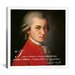 <strong>Mozart Quote Canvas Wall Art</strong> by iCanvasArt