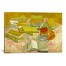 <strong>'Piles of French Novels' by Vincent van Gogh Painting Print on Canvas</strong> by iCanvasArt
