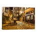 """<strong>""""Night Mood"""" by Sebastien Lory Painting Print on Canvas</strong> by iCanvasArt"""