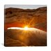 "<strong>""Mesa Arch Beauty  #2"" Canvas Wall Art by Dan Ballard</strong> by iCanvasArt"