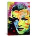 <strong>iCanvasArt</strong> 'Marilyn Monroe I' by Dean Russo Graphic Art on Canvas