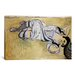 iCanvasArt 'Lorette with Cup of Coffee' by Henri Matisse Painting Print on Canvas