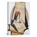 <strong>'Komposition Mit Violine' by Juan Gris Painting Print on Canvas</strong> by iCanvasArt