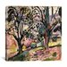 "<strong>""Promenade Among the Olive Trees (1906)"" Canvas Wall Art by Henri M...</strong> by iCanvasArt"