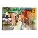 iCanvasArt Quebec City, Lower Town Canada #2 Painting Print on Canvas