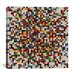<strong>iCanvasArt</strong> Modern Art cPixilated Tile Art Colorful Cluster Modern Graphic Art on Canvas