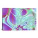 <strong>Digital 'Neon Explosion' Graphic Art on Canvas</strong> by iCanvasArt