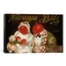 <strong>'Naranja Bilz' Vintage Advertisement on Canvas</strong> by iCanvasArt
