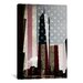 <strong>Flags New York Freedom Tower Graphic Art on Canvas</strong> by iCanvasArt