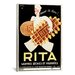 <strong>Rita Vintage Advertisement on Canvas</strong> by iCanvasArt