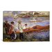 <strong>'Rowers at Chatou 1880-1881' by Pierre-Auguste Renoir Painting Prin...</strong> by iCanvasArt