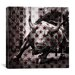 <strong>iCanvasArt</strong> Flags New York - Wall Street Charging Bull, Stars Graphic Art on Canvas in Red
