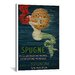<strong>Spugne Benedetto Brignone & Figli (Venezia) Advertising Vintage Pos...</strong> by iCanvasArt
