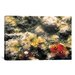 iCanvasArt Marine and Ocean 'Spiral Coral #2' Photographic Print on Canvas