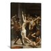 <strong>'The Flagellation of Our Lord Jesus Christ' by William-Adolphe Boug...</strong> by iCanvasArt