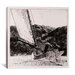"iCanvasArt ""The Cat Boat, 1922"" Canvas Wall Art by Edward Hopper"