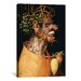 <strong>'Winter' by Giuseppe Arcimboldo Painting Print on Canvas</strong> by iCanvasArt