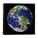 iCanvasArt The Blue Marble from Apollo 17 Canvas Wall Art