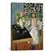 <strong>The Black Table by Henri Matisse Painting Print on Canvas</strong> by iCanvasArt