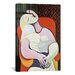 <strong>'The Dream' by Pablo Picasso Painting Print on Canvas</strong> by iCanvasArt