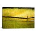 iCanvasArt 'Sea of Grass' by Bob Rouse Painting Print on Canvas