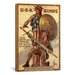<strong>iCanvasArt</strong> Third Liberty Loan Campaign (Boy Scouts of America) Vintage Advertisement on Canvas
