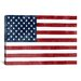 iCanvasArt Flags U.S.A. Graphic Art on Canvas