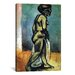 "iCanvasArt ""Standing Nude (1907)"" Canvas Wall Art by Henri Matisse"