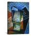 <strong>'Still Life (Dedicated to Andre Salmon)' by Juan Gris Painting Prin...</strong> by iCanvasArt