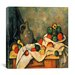 "<strong>""Still Life, Drapery, Pitcher, and Fruit Bowl"" Canvas Wall Art by P...</strong> by iCanvasArt"