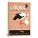<strong>Anderson Design Group Stork Delivery Service Canvas Wall Art</strong> by iCanvasArt