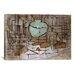 "iCanvasArt ""Still Life with Gingerpot ll, 1912"" Canvas Wall Art by Piet Mondrian"