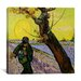 "iCanvasArt ""The Sower"" Canvas Wall Art by Vincent Van Gogh"
