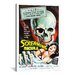 <strong>Screaming Skull Vintage Movie Poster Canvas Print Wall Art</strong> by iCanvasArt