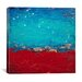 "iCanvasArt ""Stars Aligned"" Canvas Wall Art by Hilary Winfield"