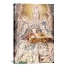<strong>'Satan before the Throne of God' by William Blake Painting Print on...</strong> by iCanvasArt