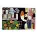 "<strong>iCanvasArt</strong> ""The Moroccans"" Canvas Wall Art by Henri Matisse"