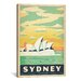 <strong>Sydney Opera House - Sydney, Australia by Anderson Design Group Vin...</strong> by iCanvasArt