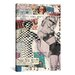 <strong>iCanvasArt</strong> 'Vintage Fashion #5' by Luz Graphics Graphic Art on Canvas