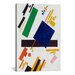 <strong>'Suprematist Composition, 1916' by Kazimir Malevich Graphic Art on ...</strong> by iCanvasArt
