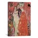 <strong>'Women Friends 1916-1917' by Gustav Klimt Painting Print on Canvas</strong> by iCanvasArt