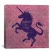 "<strong>""Unicorn"" Canvas Wall Art by Erin Clark</strong> by iCanvasArt"