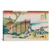 <strong>'The One Hundred Poems as Told by the Nurse' by Katsushika Hokusai ...</strong> by iCanvasArt